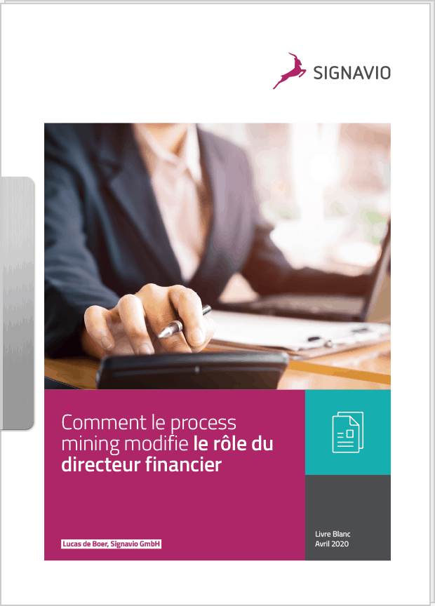 comment le process mining modifie le rôle du directeur financier