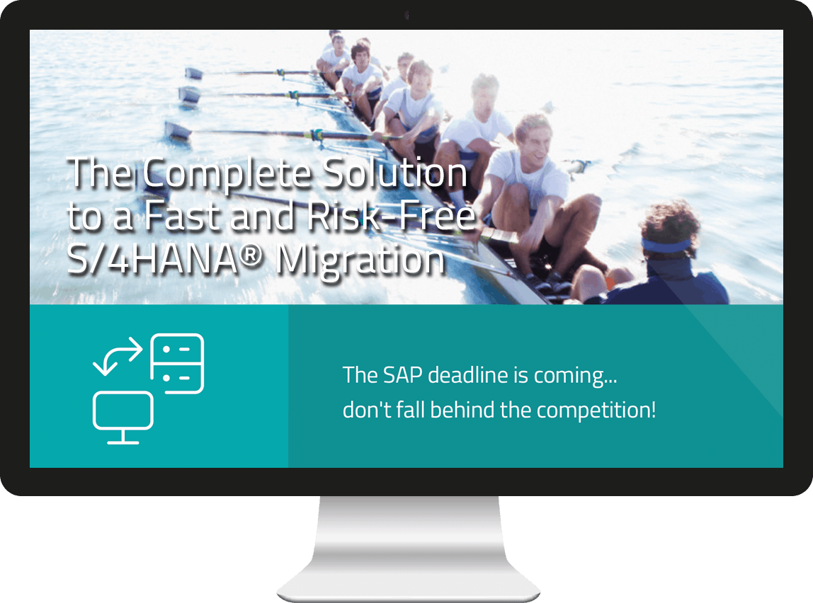 Deadline s4hana migration - rowboat