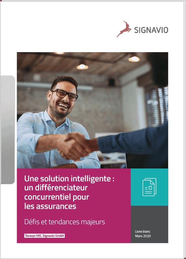 Une solution intelligente : un différenciateur concurrentiel pour les assurances