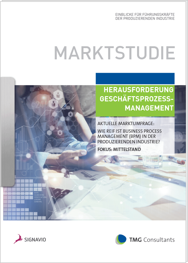 Whitepaper_Marktstudie_Signavio_TMG_Titelbild