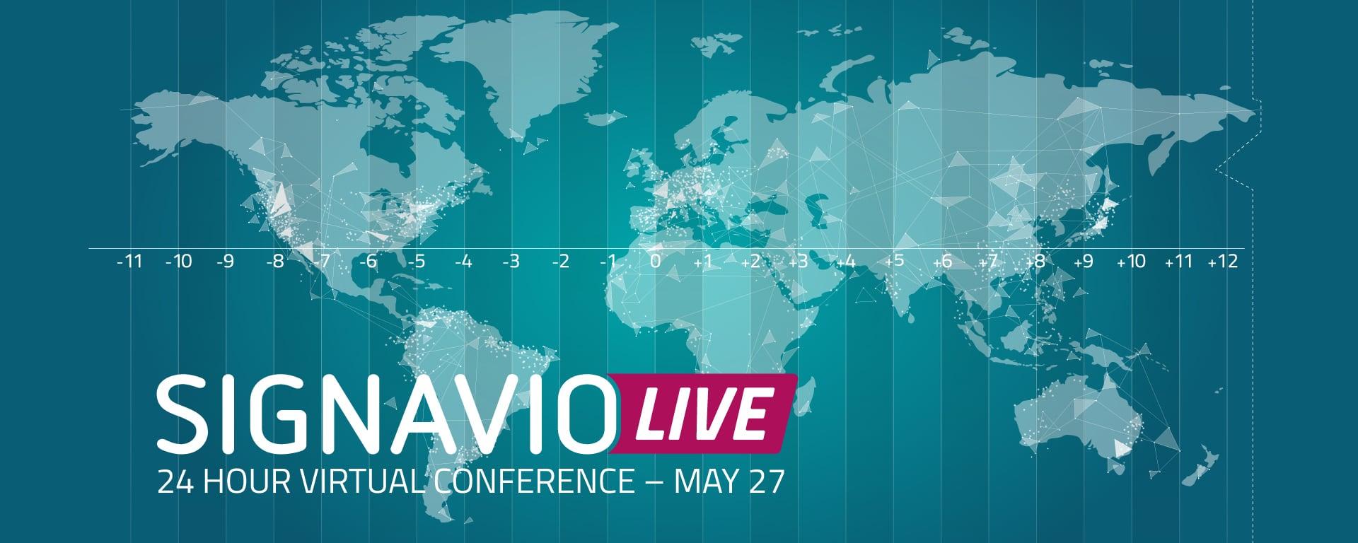 Signavio Live 2020 recap blog header image