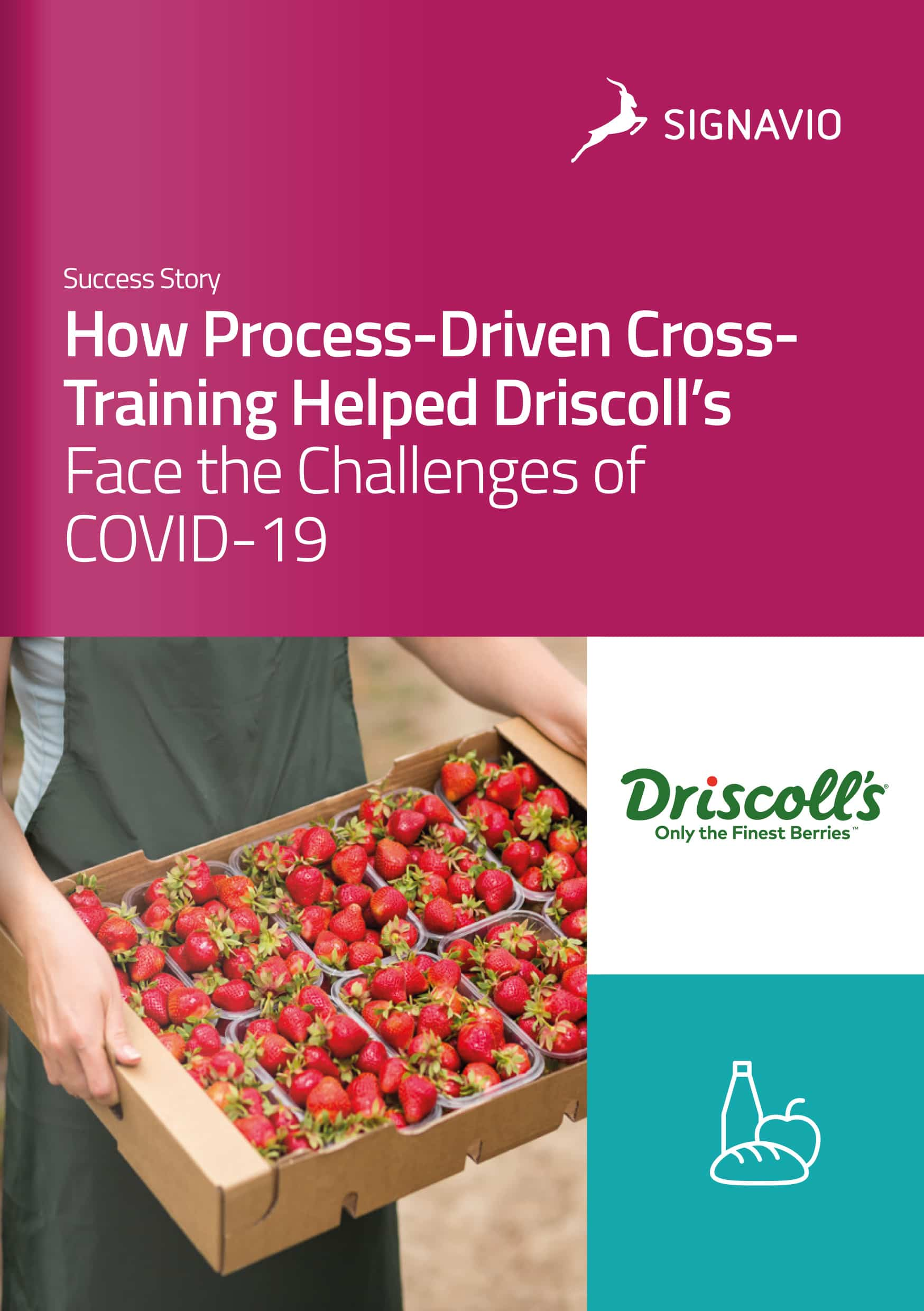 How Process-Driven Cross-Training Helped Driscoll's Face the Challenges of COVID-19 cover image