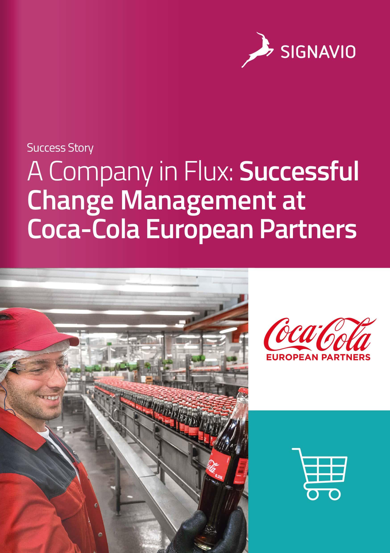 Signavio & Coca-Cola success story