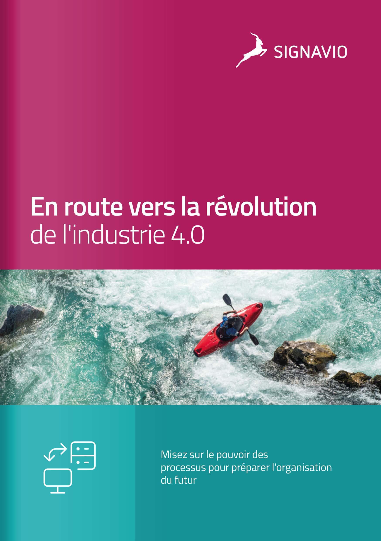En route vers la révolution de l'industrie 4.0 image de couverture kayak