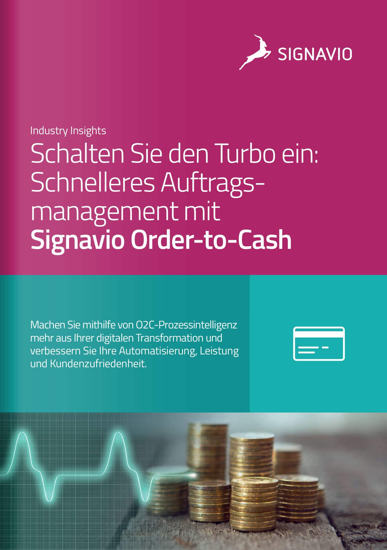 Signavio Broschüre_Order-to-Cash_Auftragsmanagement_DE_Titelbild