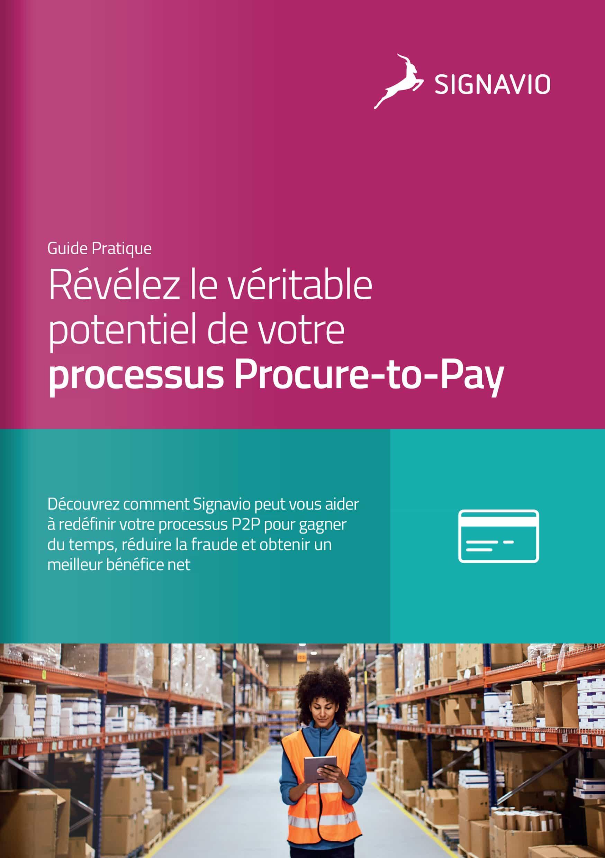Révélez le véritable potentiel de votre processus Procure-to-Pay couverture