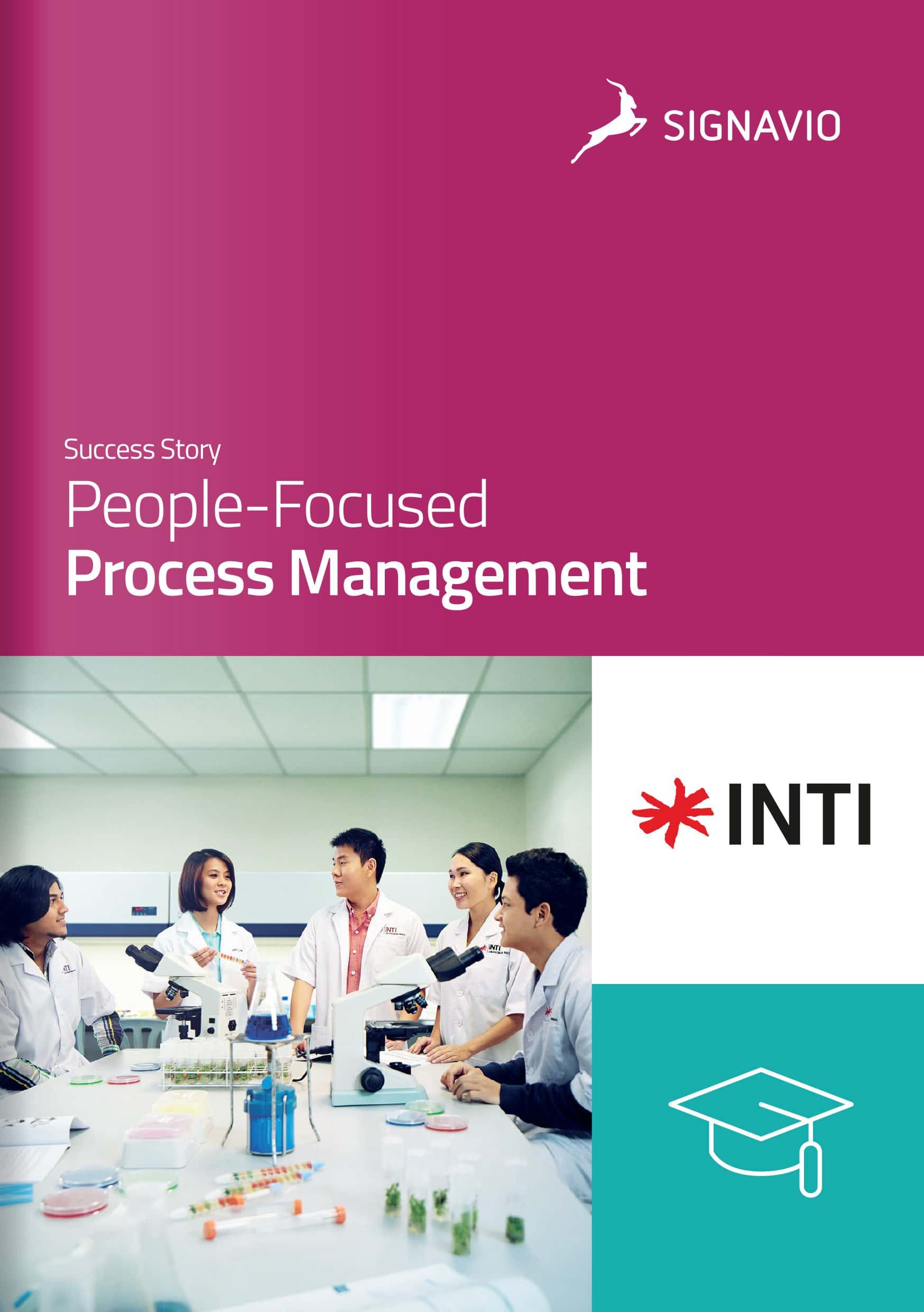 INTI customer story front cover