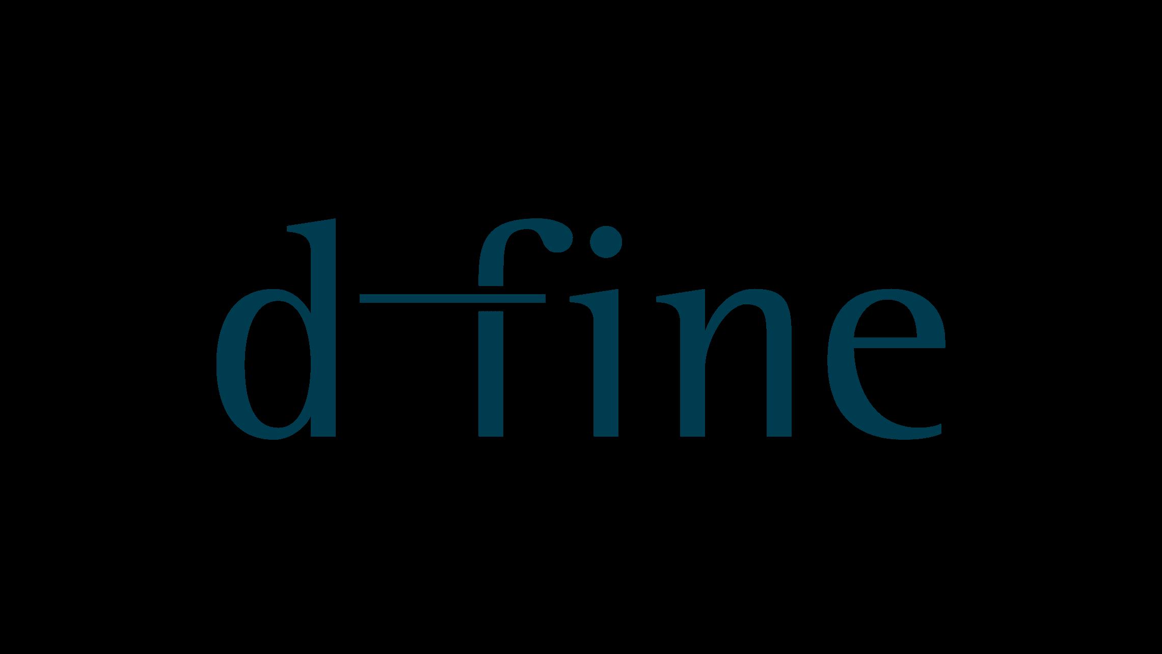 d-fine Logo
