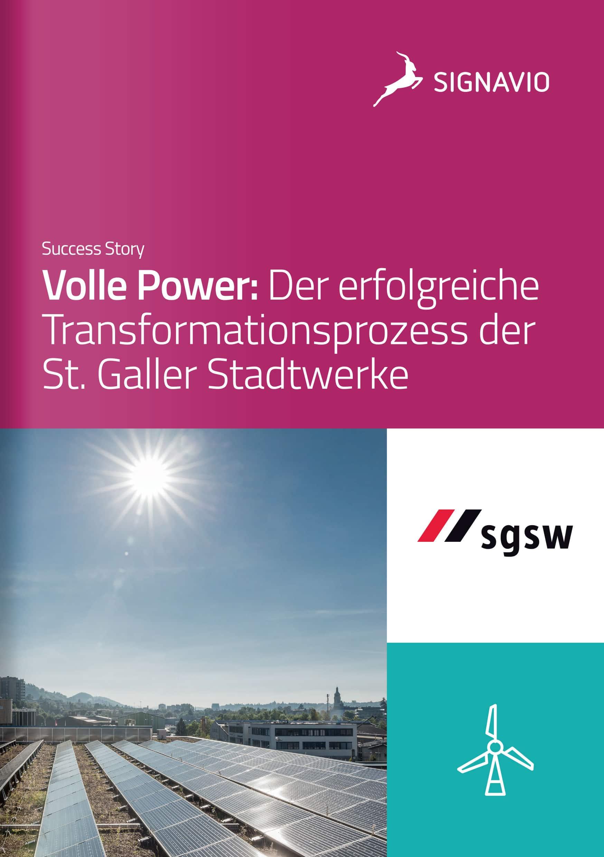 St. Galler Stadtwerke_Success Story_Signavio_2020_DE_Titelbild