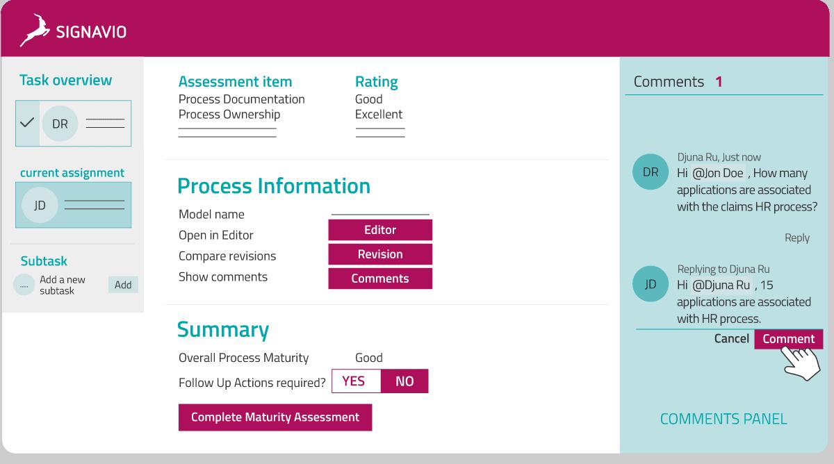 workflow accelerator - process governance