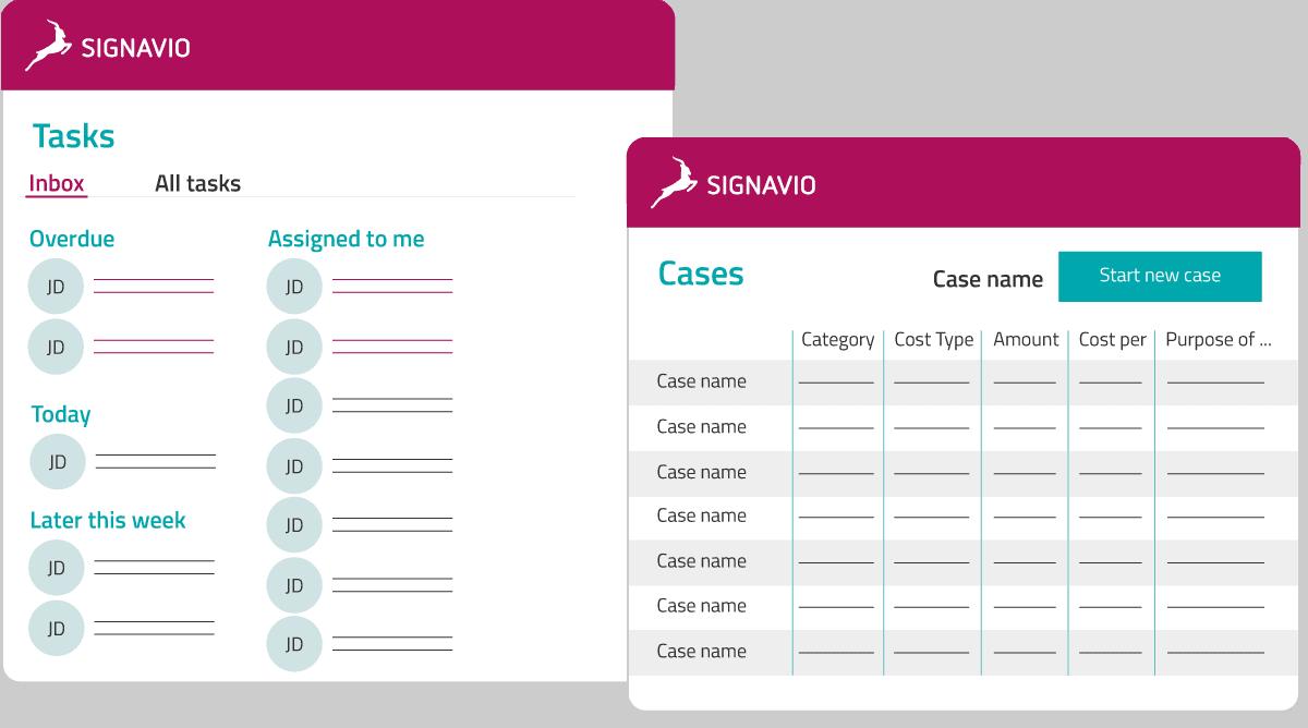 workflow accelerator - task case management