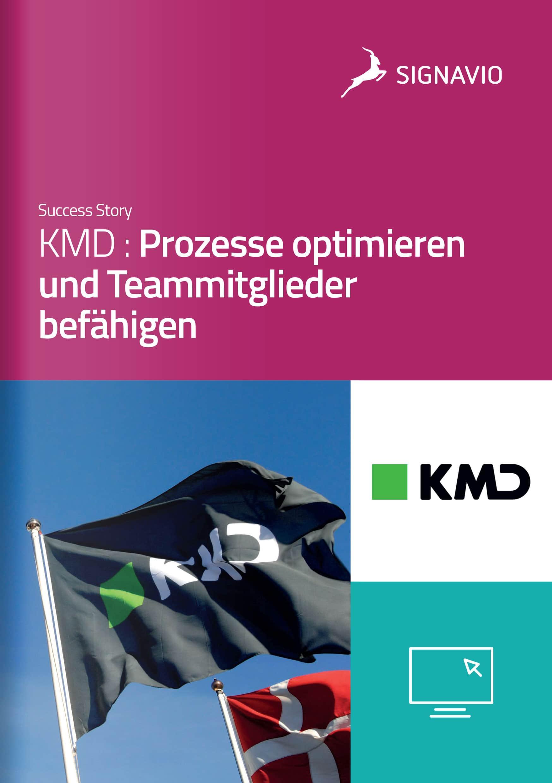 KMD Success Story Titelbild