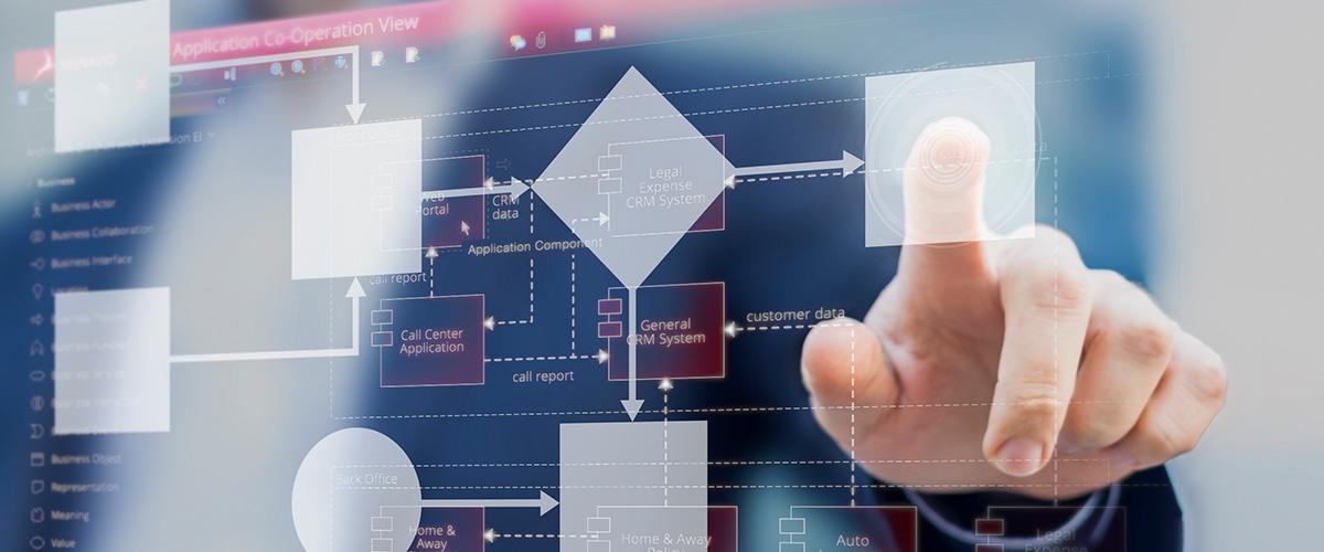 Digitalisierung von Prozessen Titelbild
