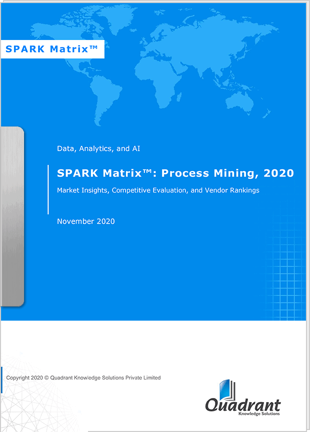 SPARK Matrix process mining 2020