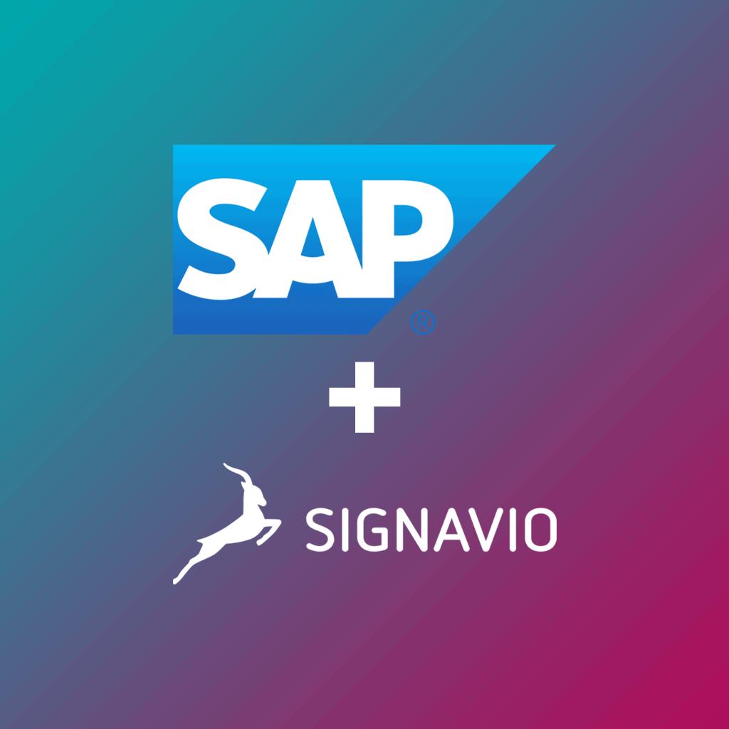 Signavio joins SAP