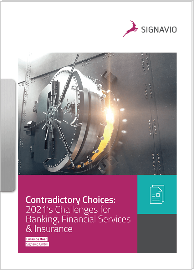 Contradictory Choices white paper cover image