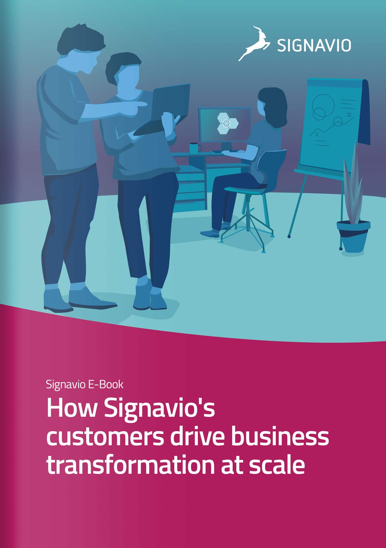 Signavio Customer Success Story E-book