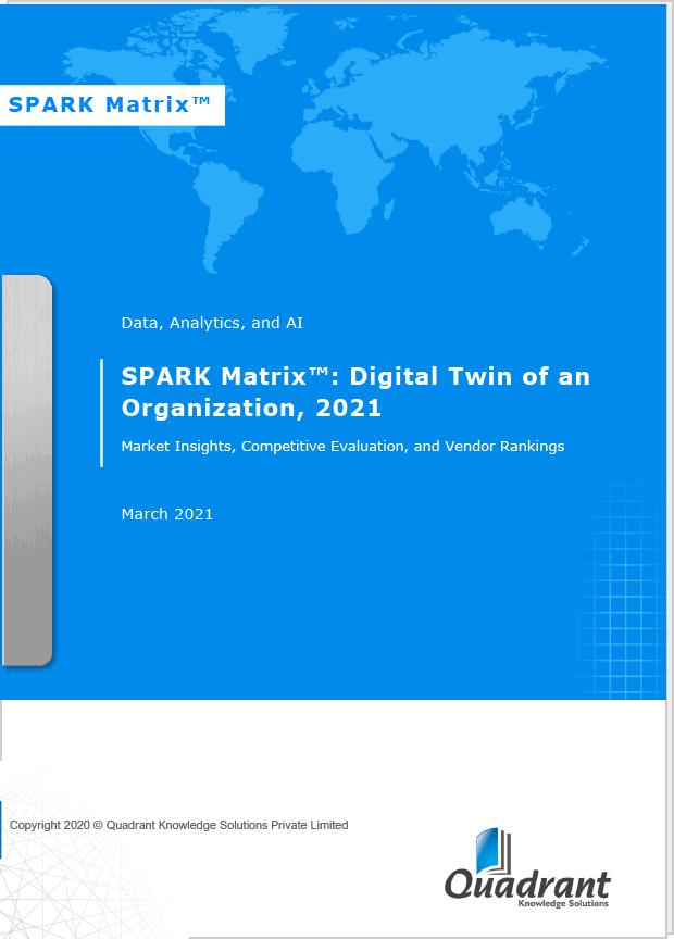 white paper spark matrix DTO cover