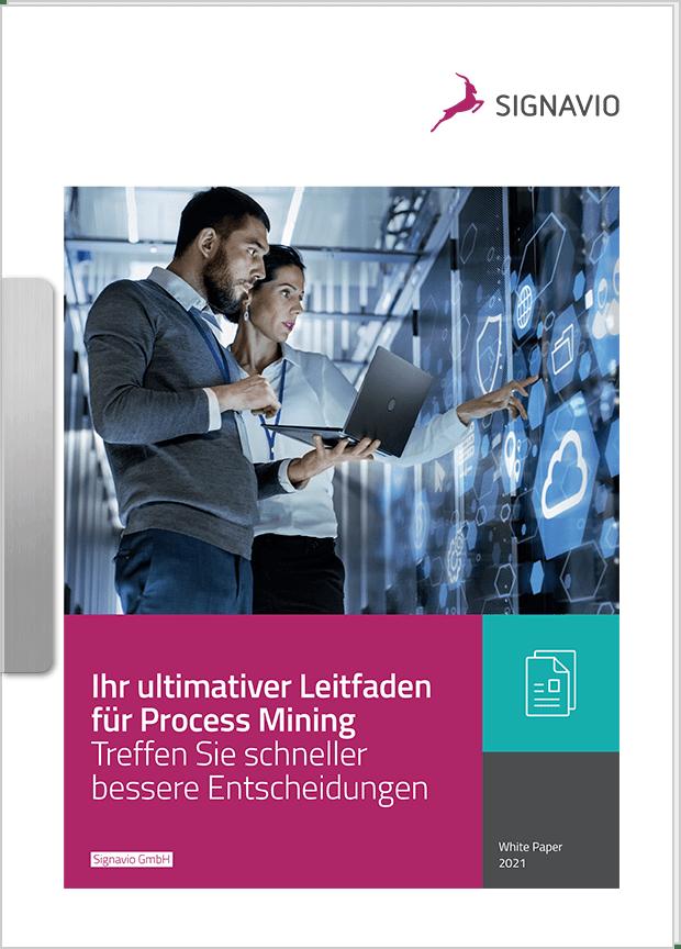 Ultimativer Process-Mining-Leitfaden_Titelbild
