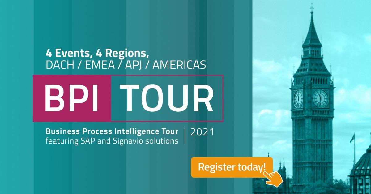 BPI Tour EMEA 2021