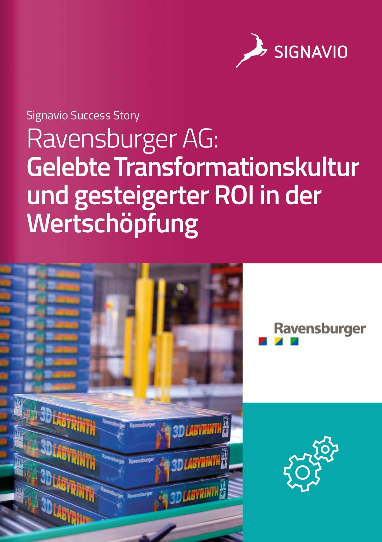 Ravensburger Customer Success Story