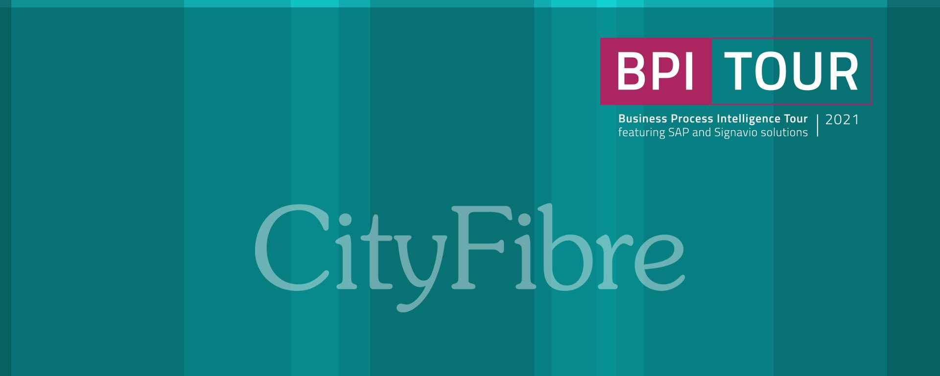How To Scale Up BPM in a Fast Growth Company - BPI Tour CityFibre