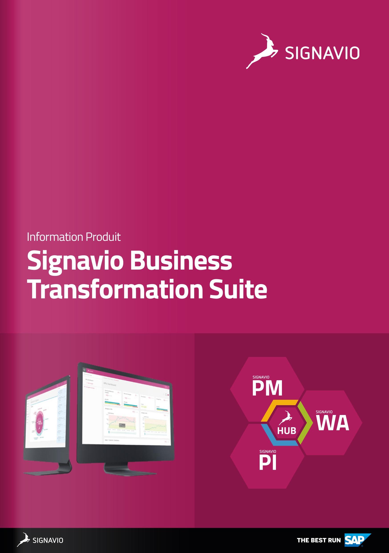 Signavio Business Transformation Suite